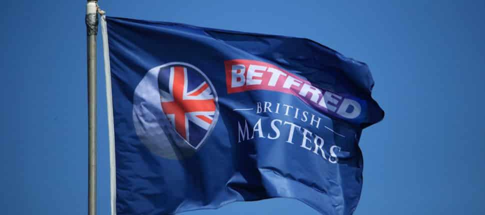 Betfred British Masters tips