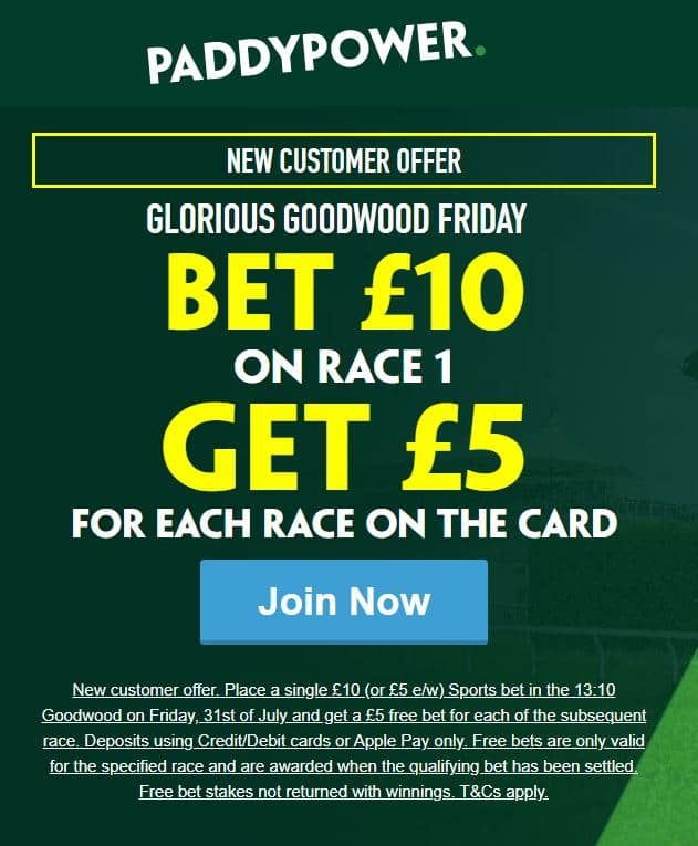 Paddy Power Goodwood day 4