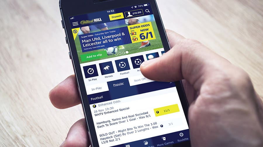 William Hill app reviewed