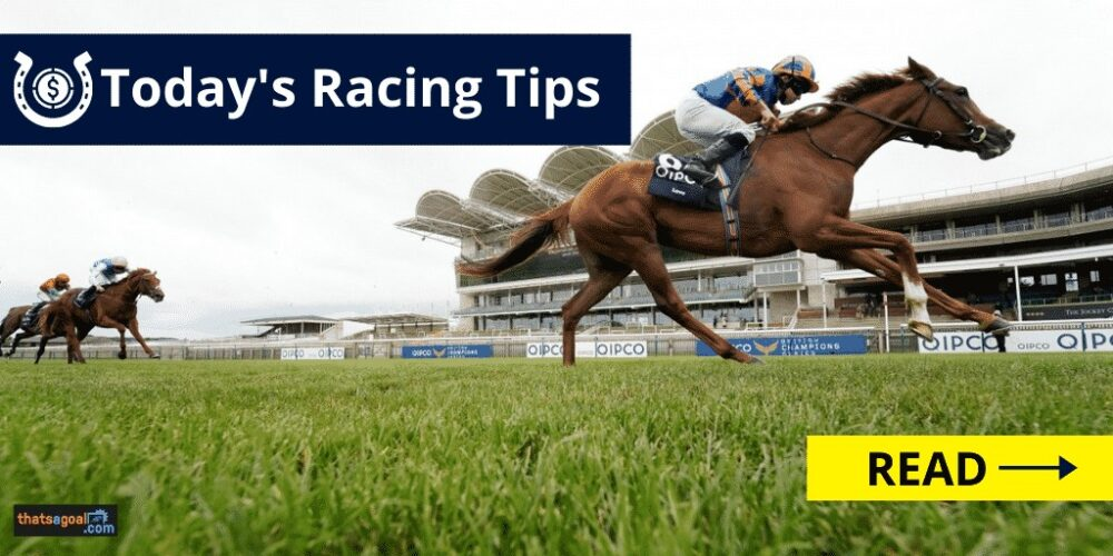 Today's Racing Tips