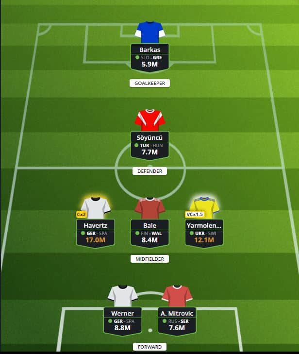 Fantasy Football Nations League