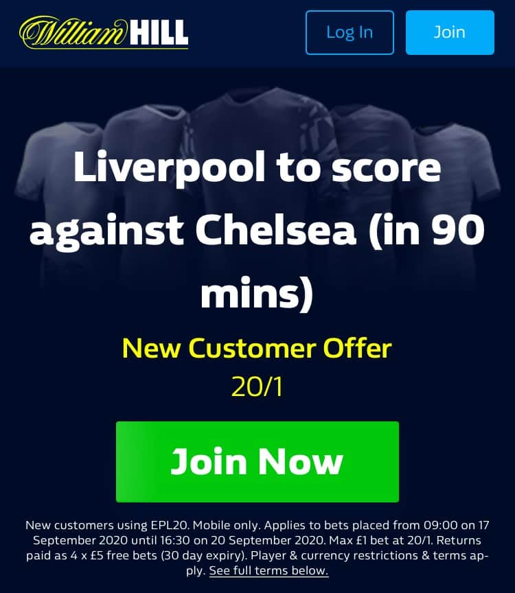Liverpool price boost