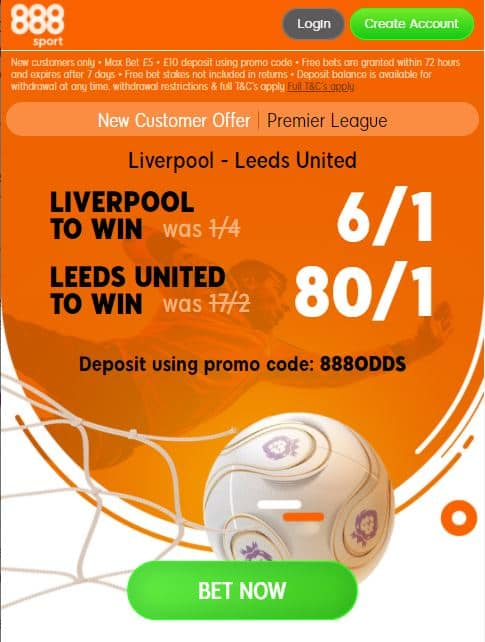 Liverpool vs Leeds betting tips