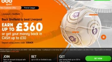 Bet up to £30 this weekend & get refunded in CASH if you lose