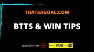 BTTS and Win Tips & Predictions