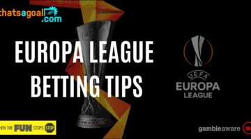 Europa League Football Tips: 90/1 Acca from FIVE Matches on Thursday