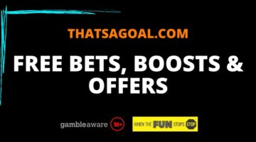 Free Bets, Price Boosts and Betting Offers Today