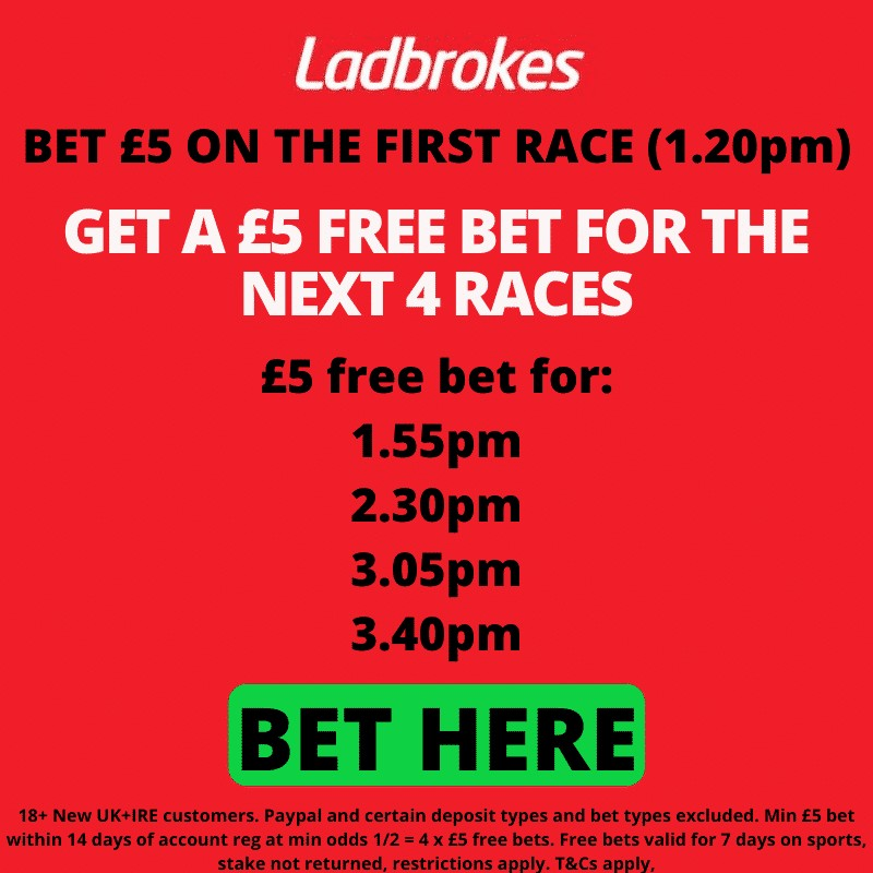 Champions Day free bets