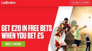 Bet £5 on Everton v Liverpool to get FOUR free £5 bets for this weekend