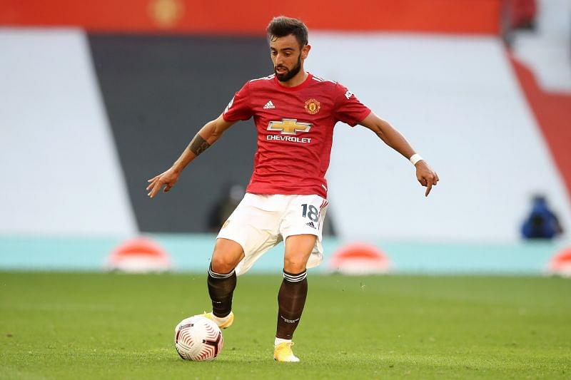 Bruno Fernandes Man United