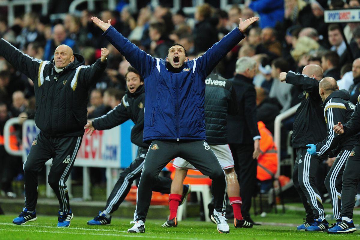 Sunderland next manager odds
