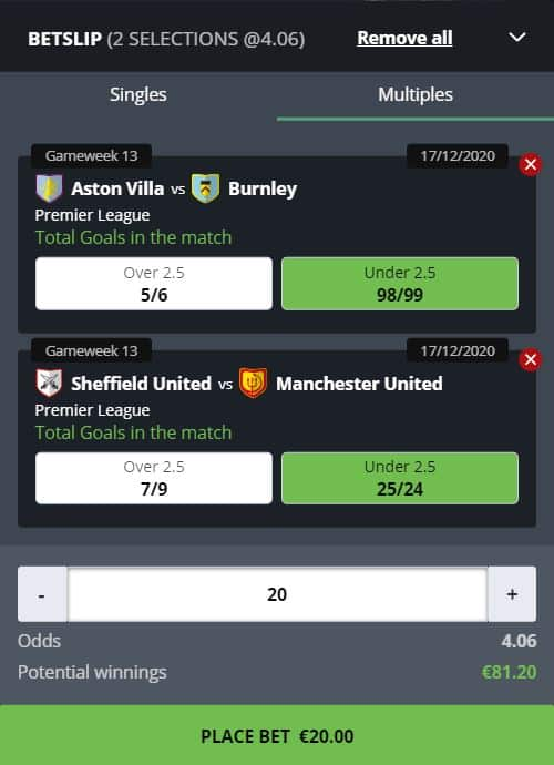 Premier League tips