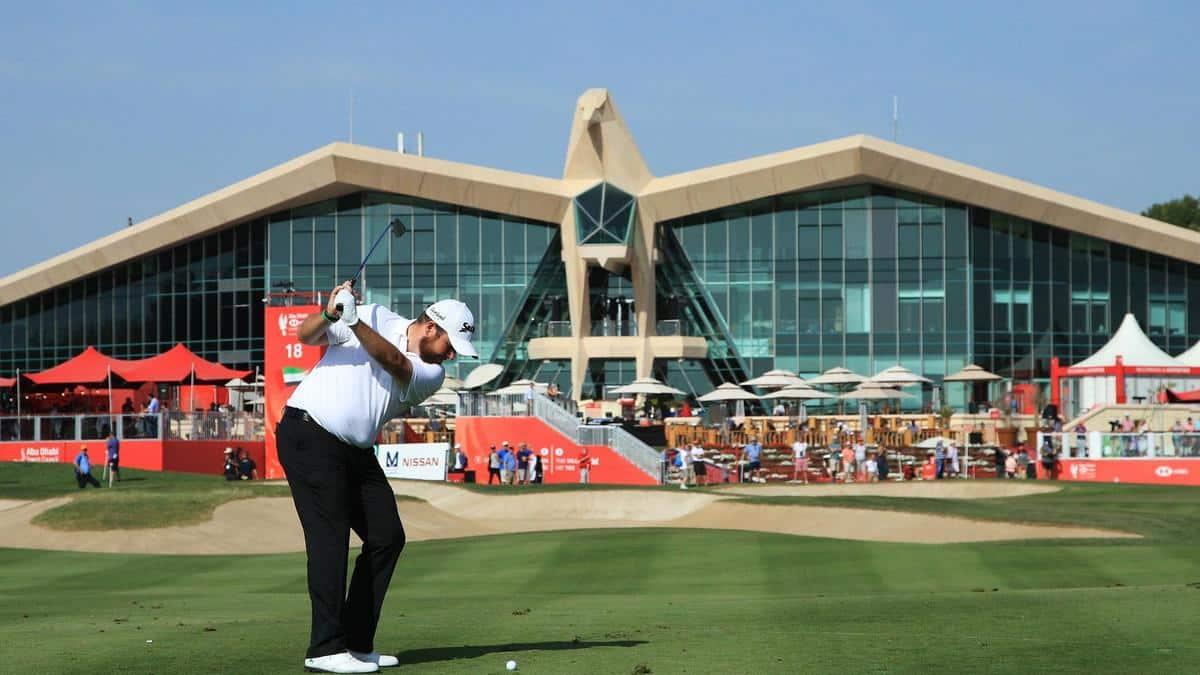 Abu Dhabi Championship tips
