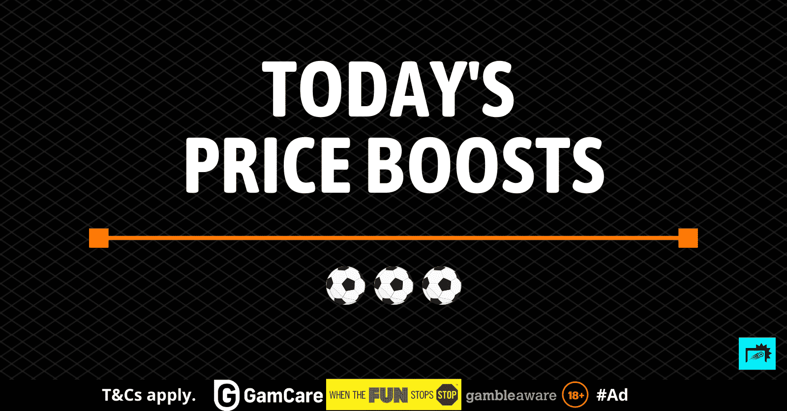Football price boosts