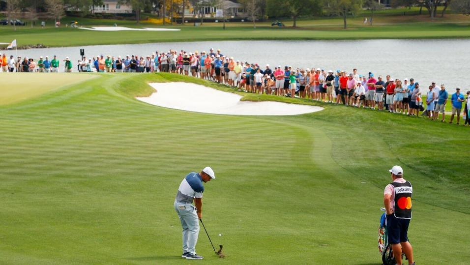 Arnold Palmer golf tips